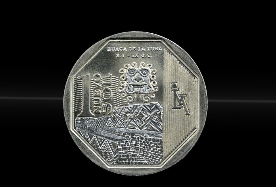 exotická mince