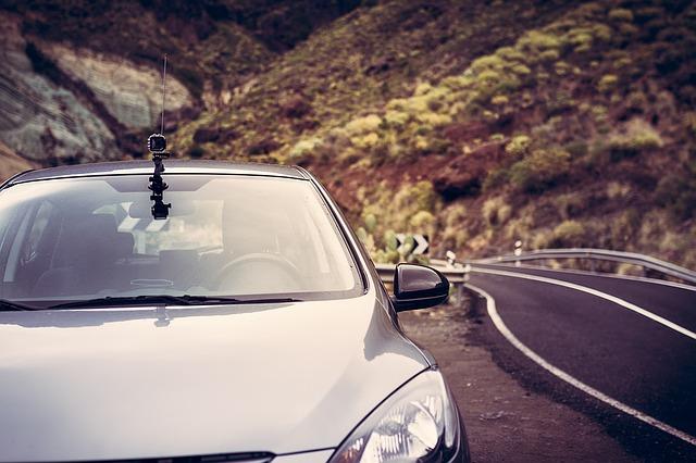 Auto s kamerou pro lepší bezpečnost?