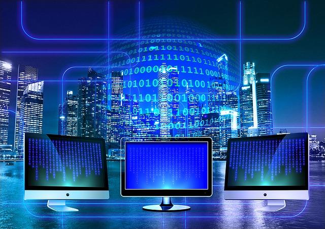 počítače a propojení