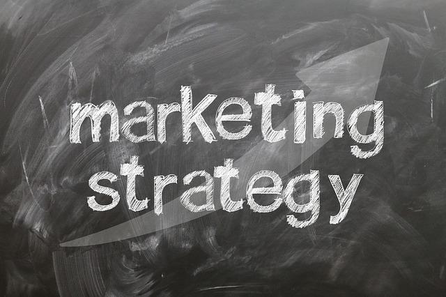 reklamní strategie