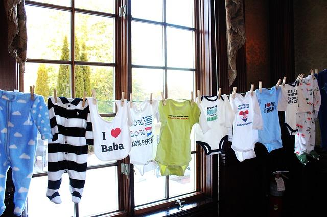 oblečení miminka