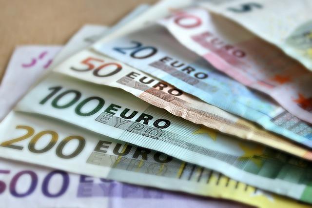mezinárodní měna euro