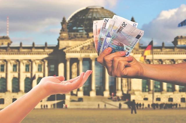 výplata ze zahraničí