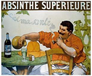 Oceňovaný i zakázaný bylinný likér ABSINT